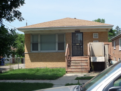 Chicago IL Single Family Home New: $79,900