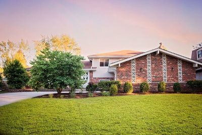 Darien Single Family Home New: 809 Columbia Lane