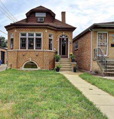 Chicago Single Family Home New: 5883 North Medina Avenue