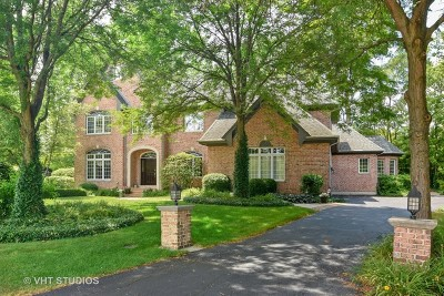 Prospect Heights Single Family Home For Sale: 417 Cherry Creek Lane