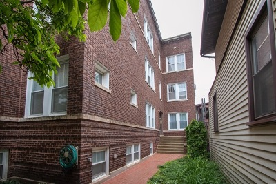 Chicago Condo/Townhouse New: 3351 North Clifton Avenue #3E