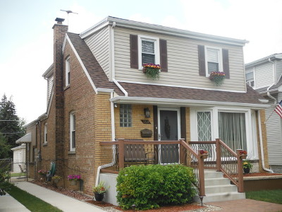 Elmwood Park Single Family Home Re-Activated: 2826 North 74th Avenue