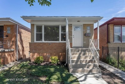 Single Family Home New: 9955 South Perry Avenue