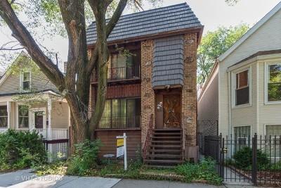 Chicago Residential Lots & Land Contingent: 4144 North Leavitt Street
