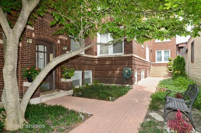 Chicago Condo/Townhouse New: 3353 North Clifton Avenue #G