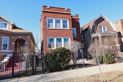 Chicago Multi Family Home New: 1820 North Harding Avenue