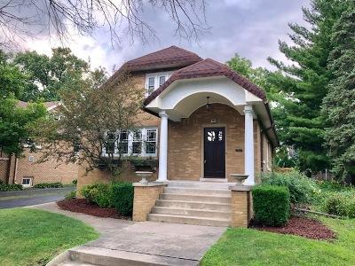 Arlington Heights Single Family Home New: 728 North Highland Avenue