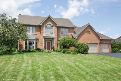 St. Charles Single Family Home Price Change: 4n128 Arbor Creek Road