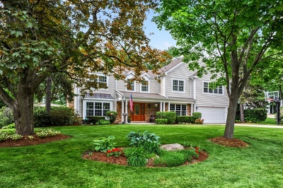 Arlington Heights Single Family Home New: 1212 West Clarendon Road
