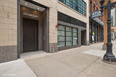Chicago Condo/Townhouse New: 223 West Lake Street #3N