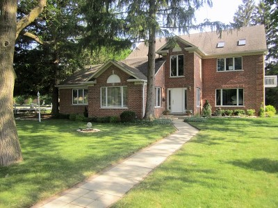 Arlington Heights Single Family Home New: 1122 West Wing Street