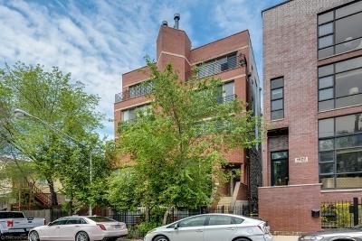 Condo/Townhouse For Sale: 1622 West Ontario Street #1E
