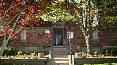 Chicago Condo/Townhouse New: 1801 West Touhy Avenue #K