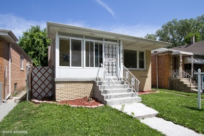 Single Family Home New: 1152 East 90th Street