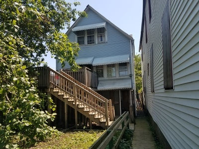 Chicago Multi Family Home New: 5921 South Racine Avenue
