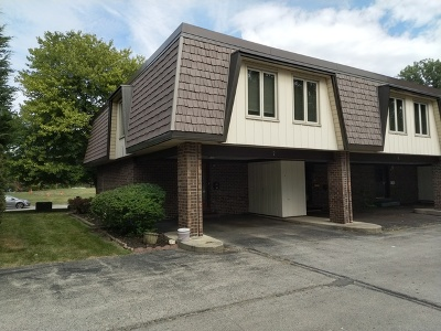 Palos Heights, Palos Hills Condo/Townhouse New: 7 Cour Montreal