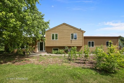 Huntley Single Family Home New: 41w110 Powers Road