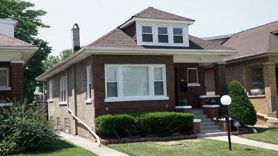 Chicago Single Family Home New: 7604 South Michigan Avenue