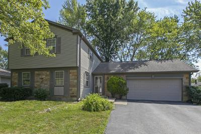 Buffalo Grove Single Family Home New: 840 Silver Rock Lane