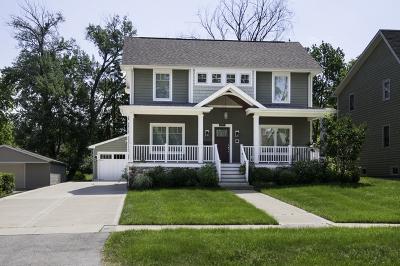 Downers Grove Rental New: 5603 Carpenter Street