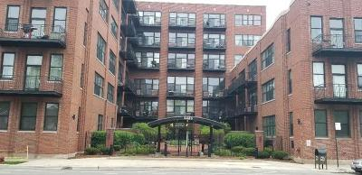 Chicago Condo/Townhouse New: 2323 West Pershing Road #506