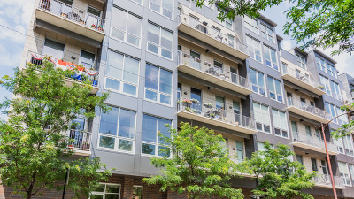 Chicago Condo/Townhouse New: 16 North Carpenter Street #4S