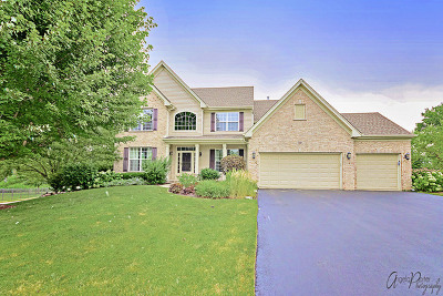 Algonquin Single Family Home New: 750 Saratoga Circle