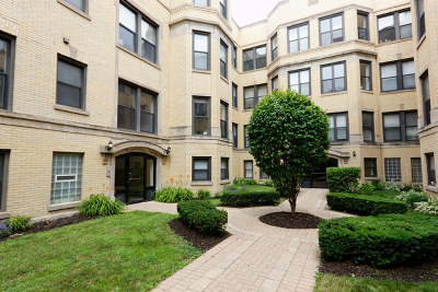 Chicago Condo/Townhouse New: 5221 South Drexel Avenue #2