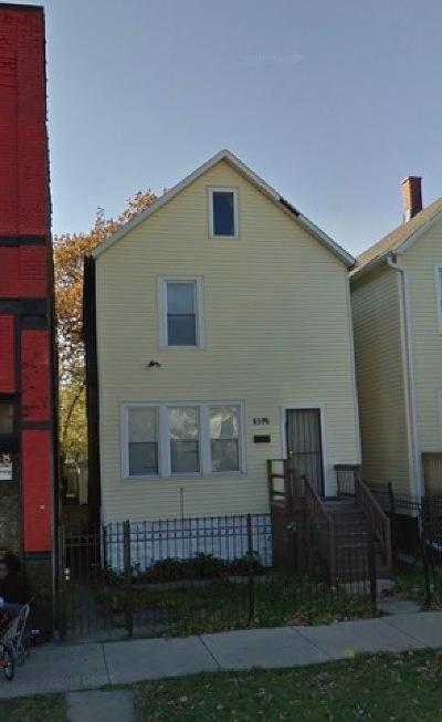 Chicago Single Family Home New: 8356 South Buffalo Avenue