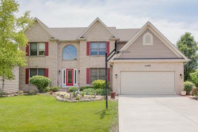 Algonquin Single Family Home New: 1491 Boulder Bluff Lane