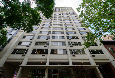 Chicago Condo/Townhouse New: 1344 North Dearborn Street #6F