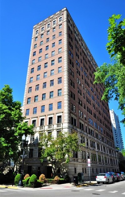 Chicago Condo/Townhouse New: 1366 North Dearborn Street #14C