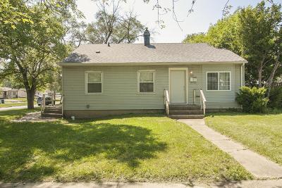 Sauk Village Single Family Home For Sale: 2153 223rd Street