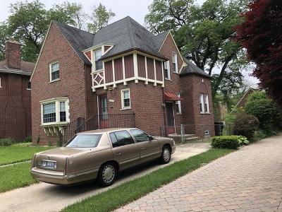 Chicago Single Family Home New: 9026 South Leavitt Street