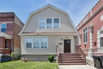 Chicago Single Family Home New: 7748 South Burnham Avenue