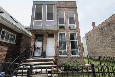 Chicago Condo/Townhouse New: 1435 North Springfield Avenue #2