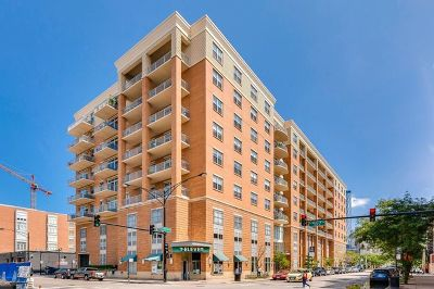 Chicago Condo/Townhouse New: 950 West Monroe Street #413