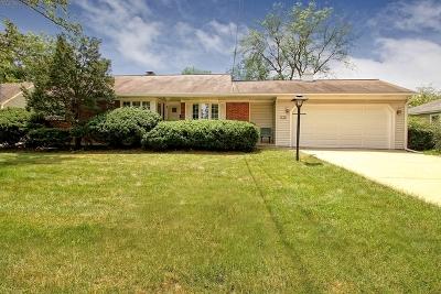 Wheaton Single Family Home For Sale: 324 Pershing Avenue