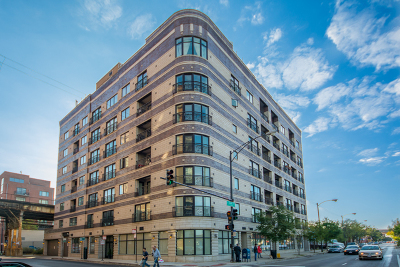 Condo/Townhouse New: 1601 South State Street #R-2C