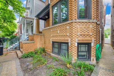 Rental New: 2825 North Hamlin Avenue #G
