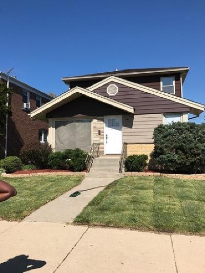 Single Family Home New: 8447 South Jeffery Boulevard