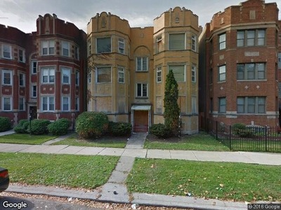 Chicago Multi Family Home New: 8026 South Drexel Avenue