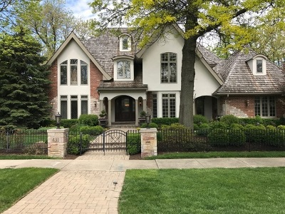 Hinsdale Single Family Home New: 431 East 9th Street