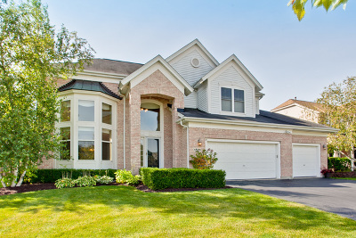Libertyville Single Family Home Price Change: 1521 Nathan Lane
