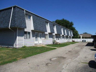 Bourbonnais Multi Family Home For Sale: 301-327 Mohawk Drive