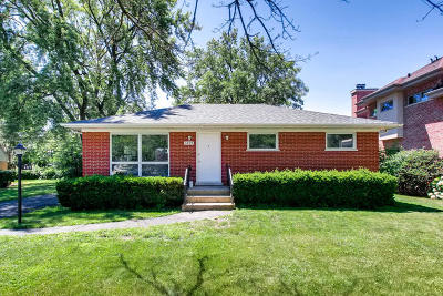 Glenview Single Family Home New: 3407 Highland Court