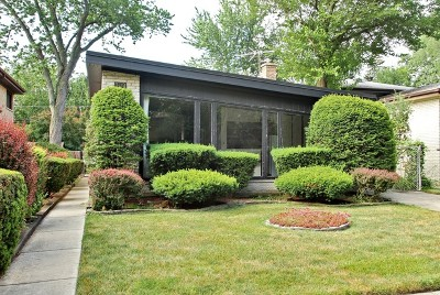 Cook County Single Family Home Re-Activated: 3719 Greenwood Street