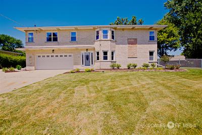 Arlington Heights Single Family Home For Sale: 1126 East Thomas Street