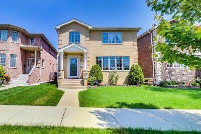 Norridge Single Family Home For Sale: 4321 North Ozanam Avenue