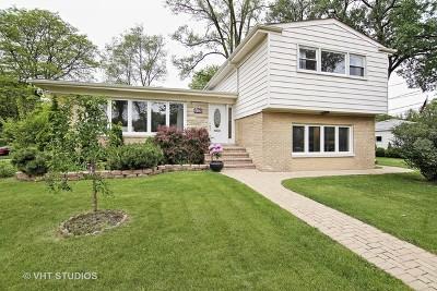 Wilmette Single Family Home New: 601 Locust Road